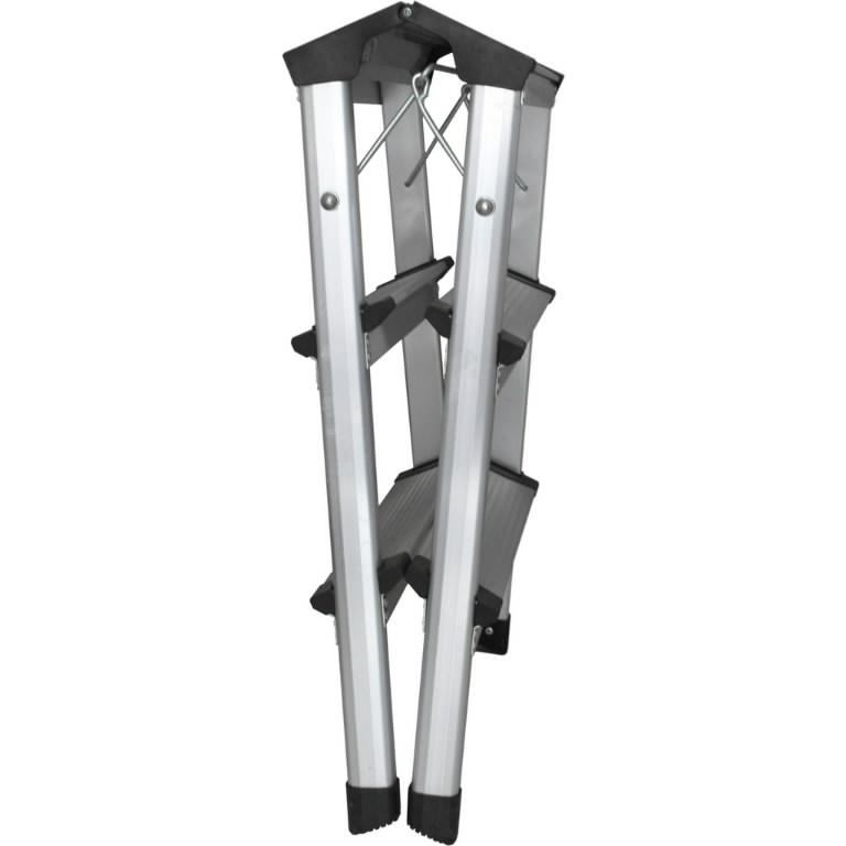 Klappredel 3 astet, alumiinium, 600mm, KS Tools