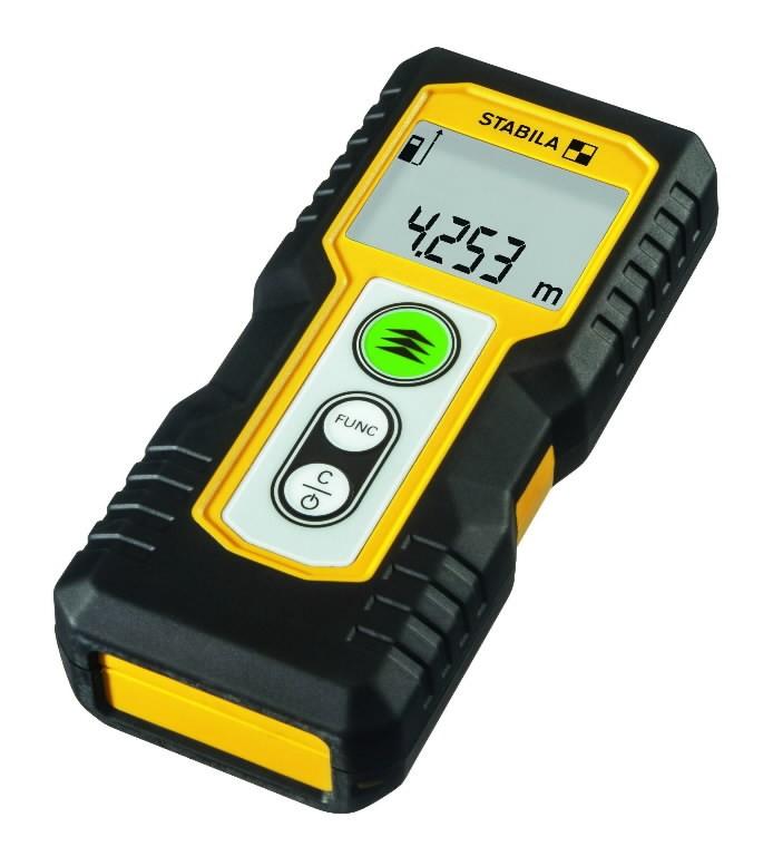 Laserkaugusmõõdik LD 220  0,2 - 30m, Stabila