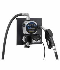 Kütusepumba komplekt 220V-70 l/min, Orion
