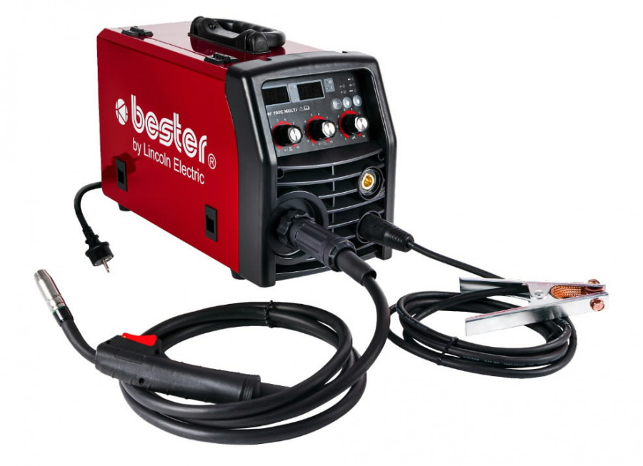 MIG-welder Bester 190C Multi, Lincoln Electric