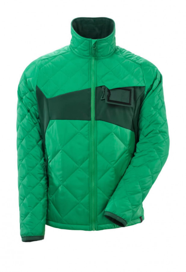 Kevad-sügisjope ACCELERATE  CLIMASCOT, roheline 4XL