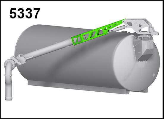 Lägatsistern Joskin VOLUMETRA Vacuum 20000D