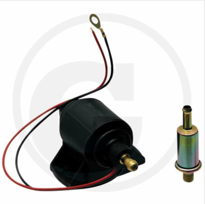 Electric feed pump