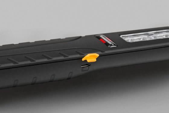 Käsivalgusti LED HL 0400 A USB laetav IP42 400/200lm, Brennenstuhl