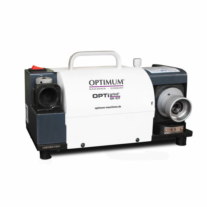 Teritusmasin puuridele OPTIgrind GH 10 T, Optimum