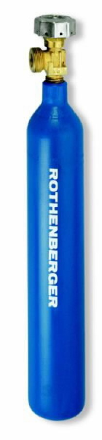 Hapnik 5L 200bar balloonis 595x145mm, Rothenberger