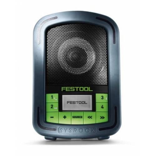 """Ehitusplatsiraadio """"SYSROCK"""" BR10, Festool"""