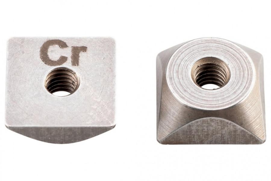 Lõiketera SCV 18 LTX BL 1.6, teras kuni 800N/mm² 2 tk, Metabo
