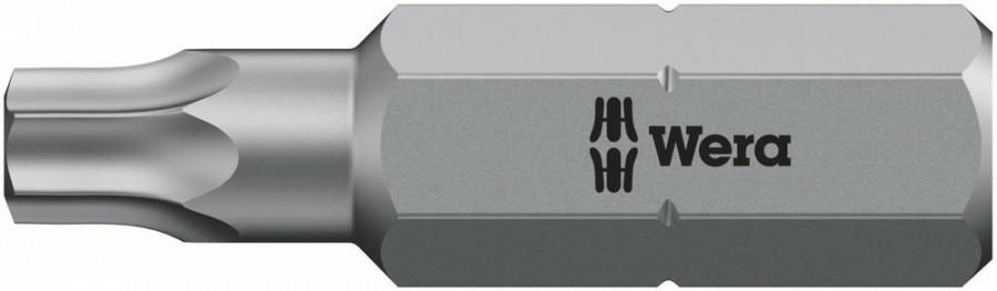 Otsak 1/4´´ 867/1 TORX TX 25x25, Wera