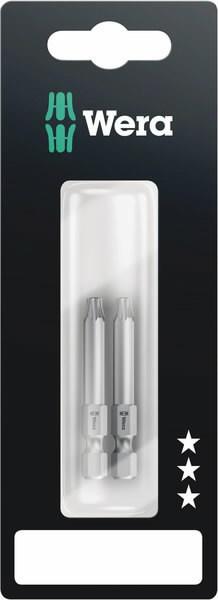 Otsak 1/4´´ 867/4 Z SB, TORX TX 15x152, Wera