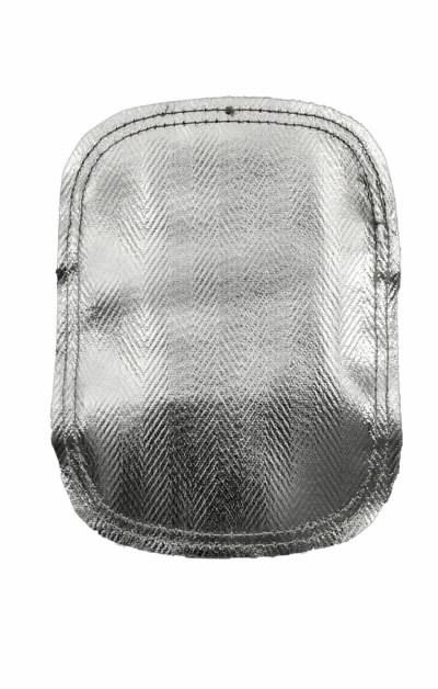 Keevitaja randmekaitse, nahk + alumiinium, Weldas