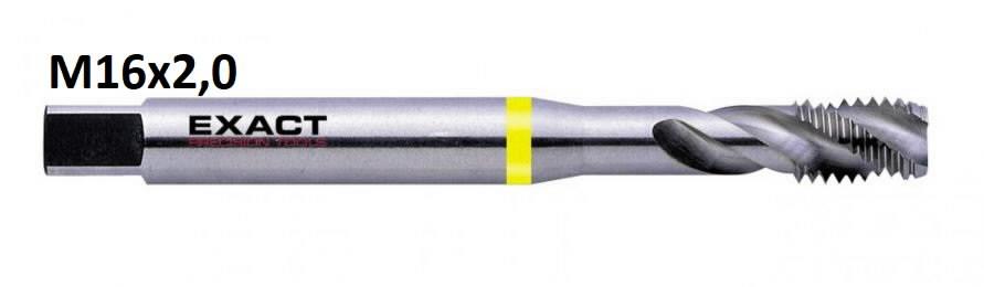 Masinkeermepuur M16x2,0 HSS-E 35* DIN 376, Exact