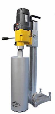 Drill set CKB-162 without drill bit, Cedima