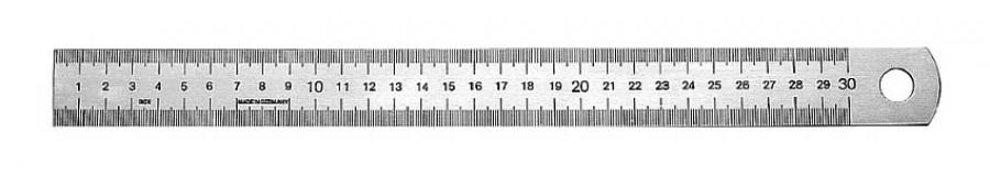 Liniuotė Chestermann 2000/30/1,0mm, Scala