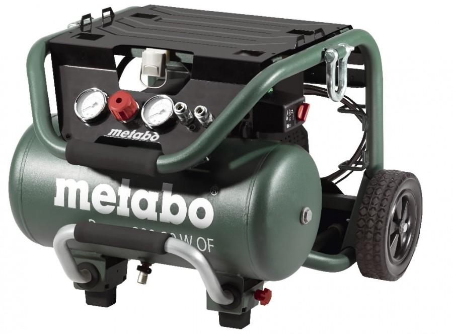 Õlivaba kompressor Power 280-20 W OF, Metabo