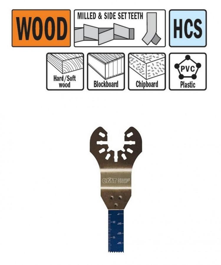 Multitööriista tera 10 mm, HCS