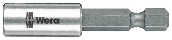 otsakuadapter trellile magnetiga 1/4''x50mm 893/4/1K, Wera