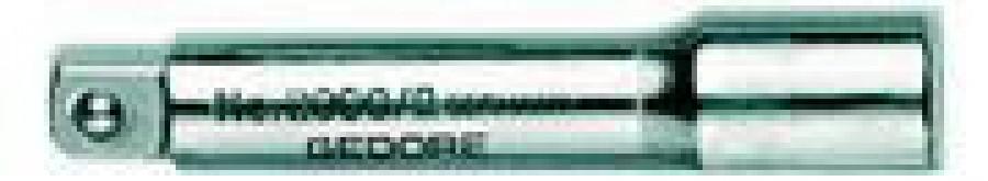 pikendus1/4 55mm 2090-2, Gedore