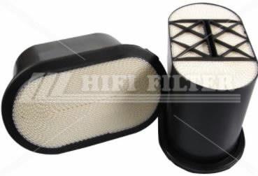 Outer air filter, Hifi Filter