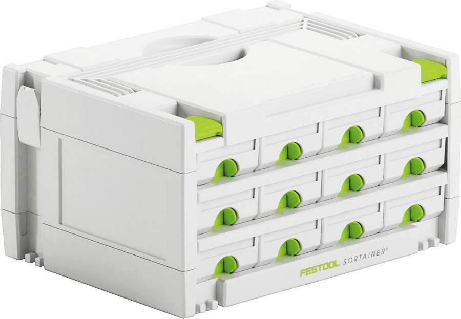 Systainer Sys 3 Sort12 Detailidele 395 295 21 Cm Festool Festool