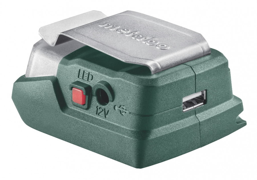 Akupank / adapter PowerMaxx PA 12-USB, karkass, Metabo