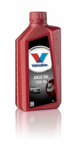 Transmissiooniõli AXLE OIL 75W90 1L, Valvoline