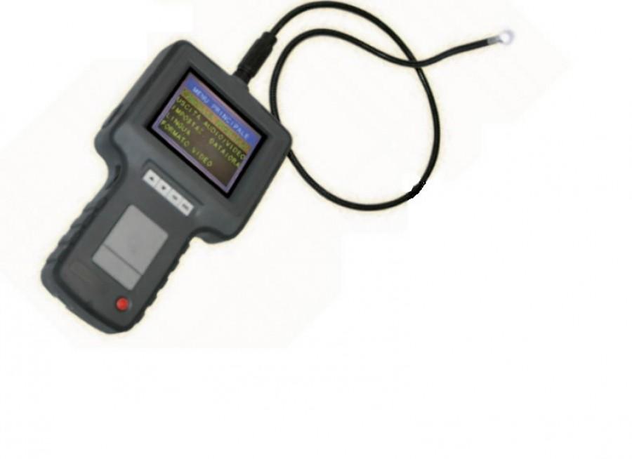 Ülevaatuskaamera endoskoop 3.5