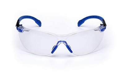 Kaitseprillid Solus kirgas Scotchgard klaas, sinine/must UU003718184, 3M