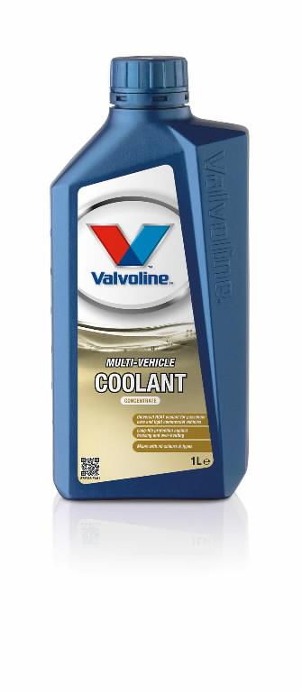 Jahutusvedelik MULTIVEHICLE COOLANT kontsentraat 1L, Valvoline