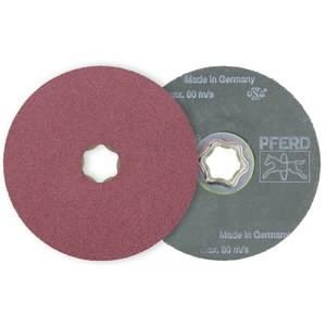 Fibro diskas juodam metalui CC-FS CO 125mm P50, Pferd