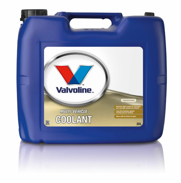 Multi-Vehicle Coolant Conc 874