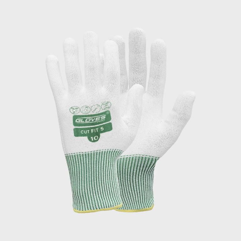 Kindad, Cut Fit 5 8, Gloves Pro®