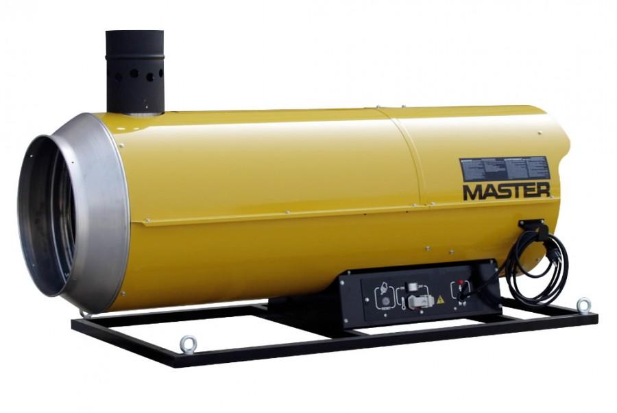 Stacionarus kabinamas šildytuvas BVS 290 E, 81 kW