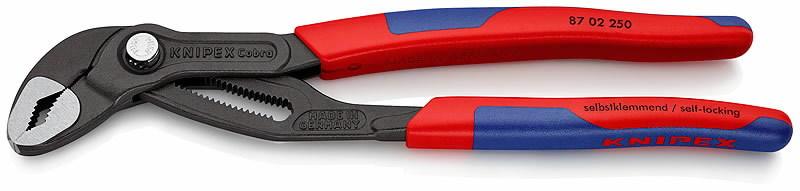 veepumbatangid COBRA 250mm D50mm comfort käepide, Knipex