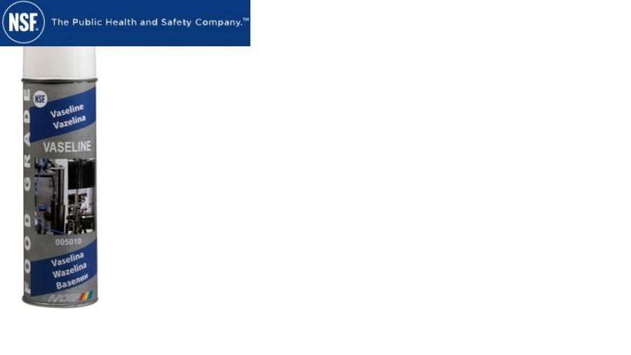 Vaseliinmääre Food Grade NSF H1 VASELINE 500ml aerosool, Motip