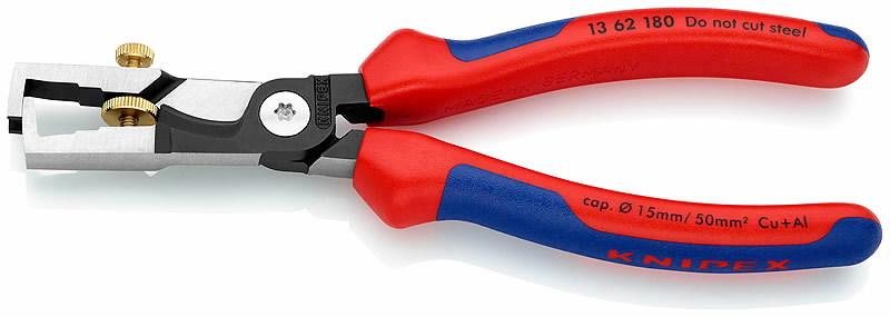 kaablikoorimistangid Strix kuni 10mm2  lõikuriga VDE, Knipex