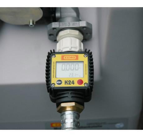Digitaalmõõdik K24 12V ja 24V pumpadele, Cemo