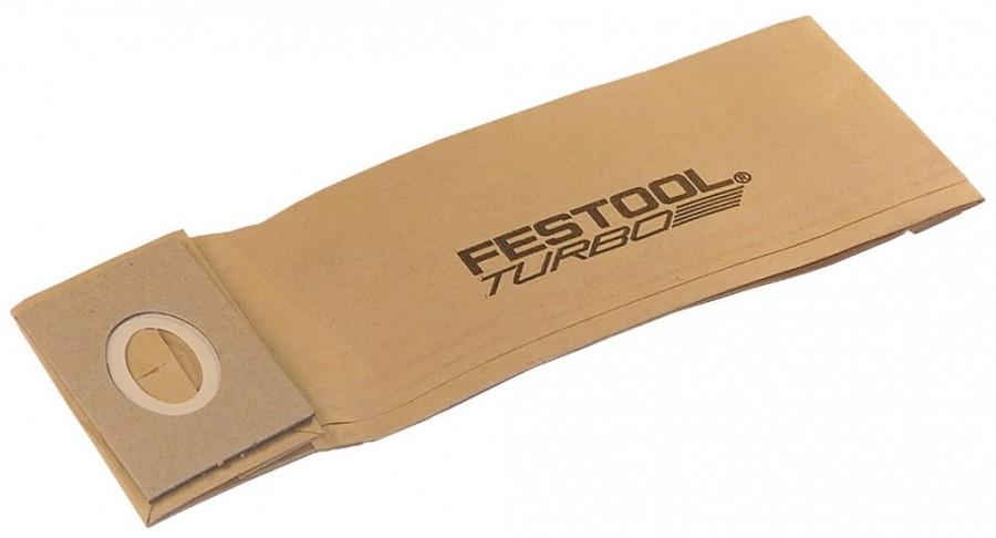 Turbo filterkott TF II-RS/ES/ET / 5tk, Festool