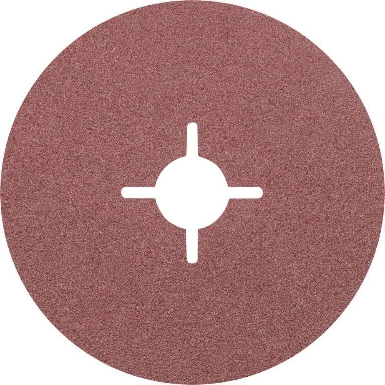 Fibro diskas FS A 125mm P100, Pferd