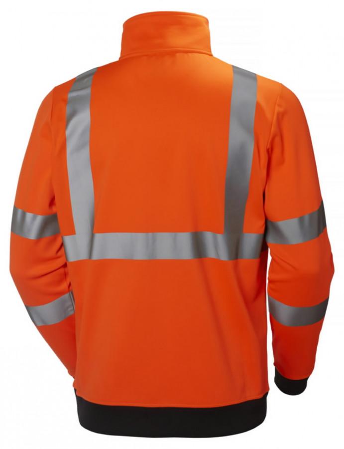 Dressipluus Addvis kõrgnähtav CL3, oranz XL, Helly Hansen WorkWear