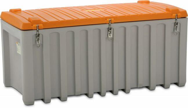 Tööriistakast750L hall/oranž, Cemo