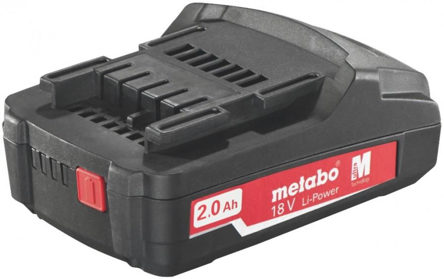 Aku 18V / 2,0 Ah, Li - Power Compact, Metabo