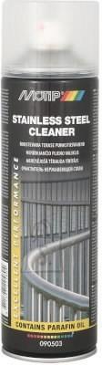 Roostevaba terase puhasti STAINLESS STEEL CLEANER 500ml, Motip