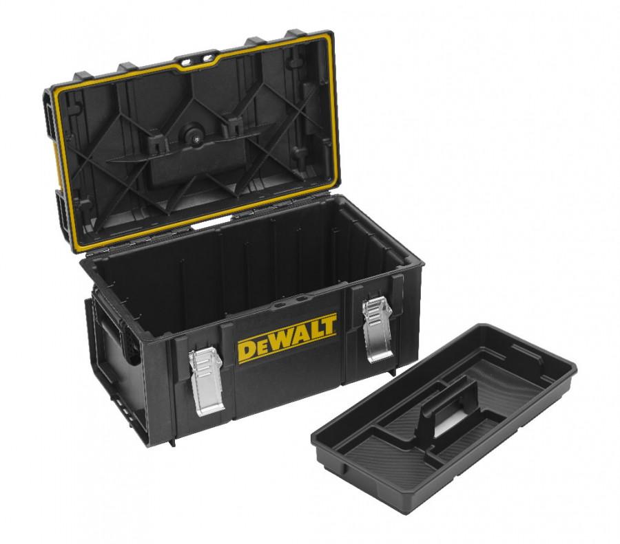 Tööriistakohver TOUGHSYSTEM DS300, 1 eemaldatava korviga, DeWalt