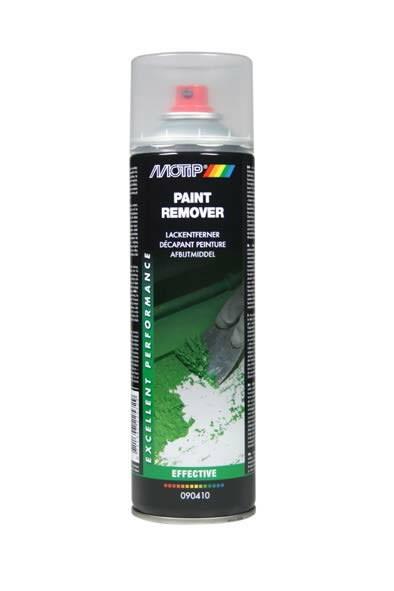 Värvieemaldi Paint Remover 500ml aerosool, Motip