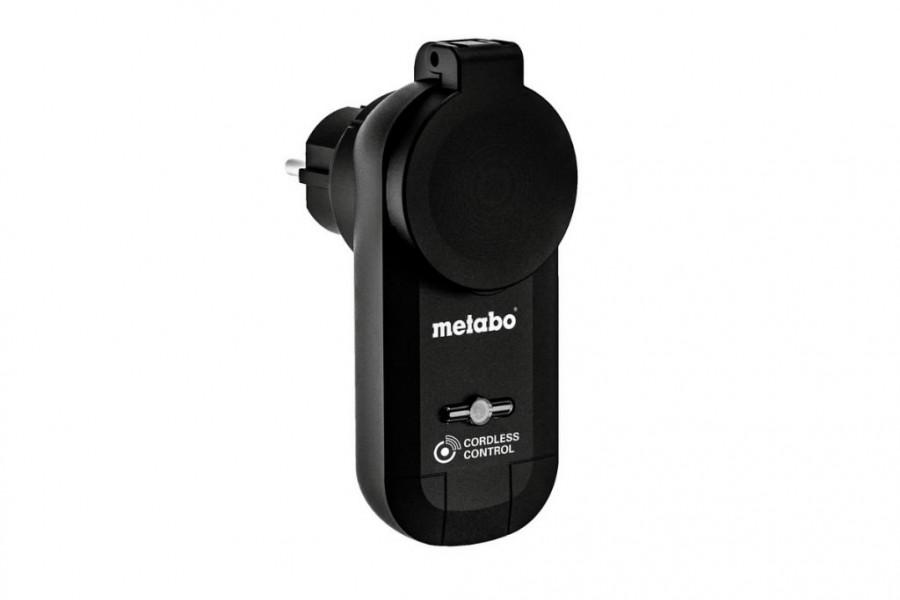 Juhtmevaba juhtimissüsteemi CordlessControl vastuvõtja, Metabo