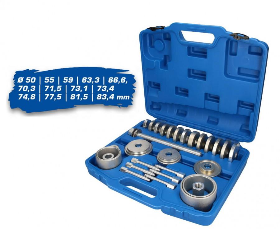 Ratta laagri eemaldamise kompl 50-83,4mm, Brilliant Tools