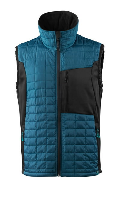 Vest 17165 Advanced, Climascot sinine/must XL