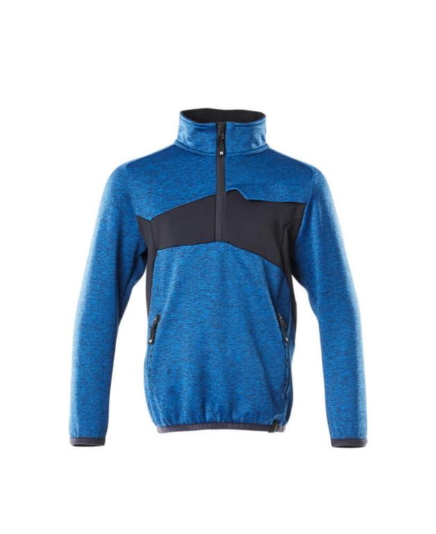 Flīsa džemperis bērniem Accelerate, zils 104, Mascot