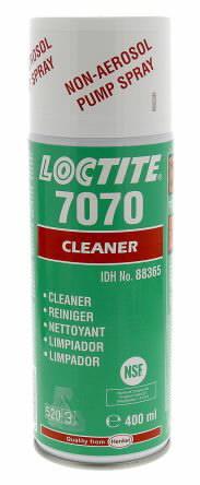 Liimpuhastusvahend  7070 400ml pump pihusti, Loctite